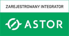 Zarejestrowany integrator ASTOR