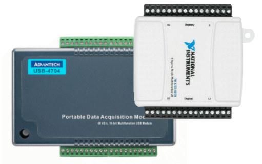 DAQ - Data Acquisition Card - Karta akwizycji danych - Karta pomiarowa